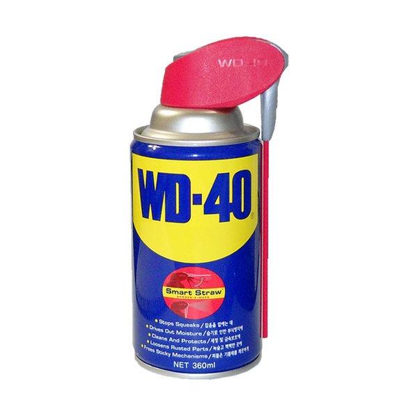 방청제 WD40신형 360ml 오일 윤활 녹제거 부식 방지