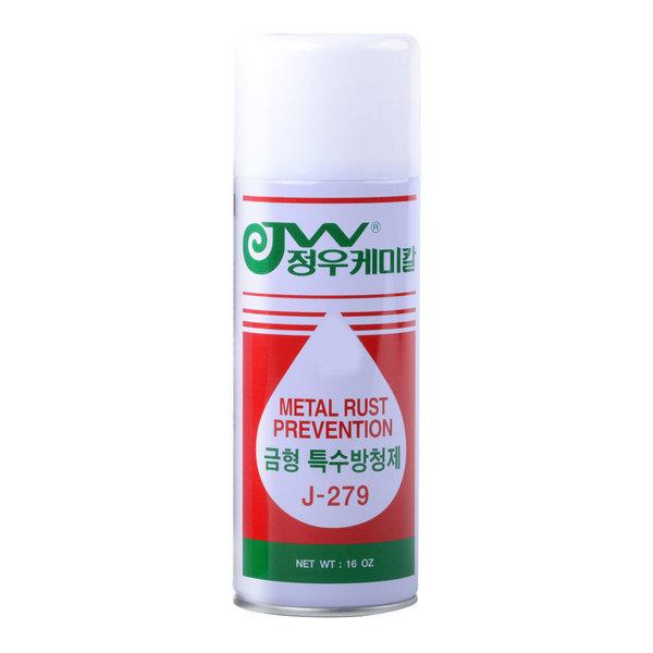 금형특수방청제 J 279 투명 정우장기방청제 윤활제
