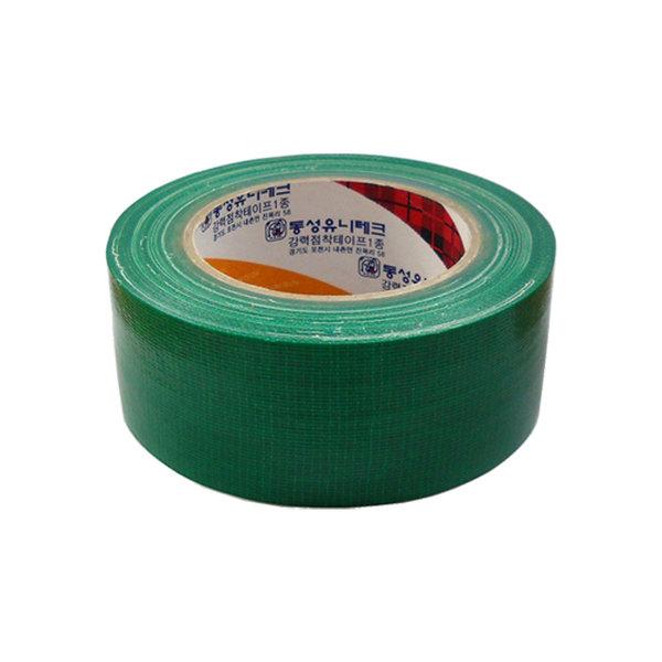 청면테이프 48mm 국산 천면테이프 찟어쓰는 면테이프
